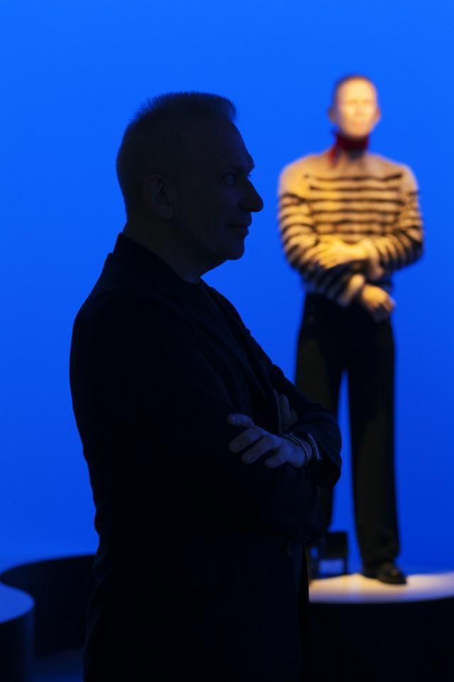 Jean-Paul Gaultier.