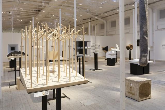 Mirrorcube : A contextual reading av Tham & Videgård Arkitekter. Foto: Matti Östling / ArkDes