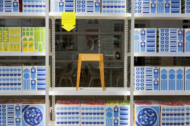 Utställningen Livsmedel 30 maj 2012 – 6 januari 2013. Foto: Matti Östling / ArkDes