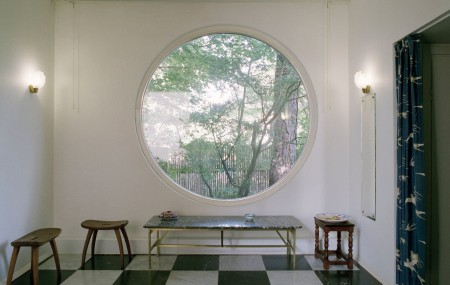 Interior from villa Wethje in Falsterbo. Photo: Åke E:son Lindman