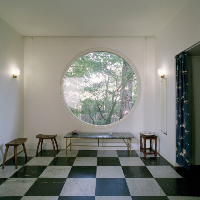 Interior from villa Wethje in Falsterbo. Photo: Åke E:son Lindman
