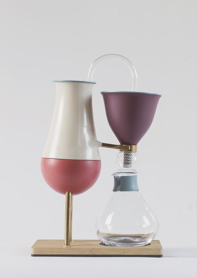 Kaffebryggaren Gurgelsångare. Formgivare: Christoffer Ohlander. Foto: Andreas Larsson