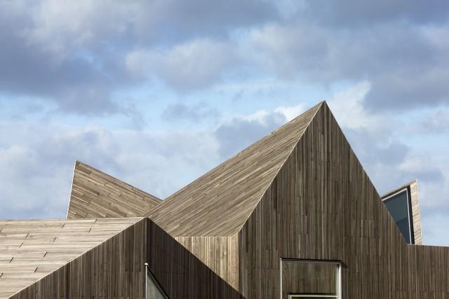 Råå förskola i Sverige. Arkitekt: Dorte Mandrup Foto: Adam Mørk