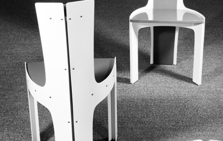 Chairs from the HI Group. Photo: Sune Sundahl / ArkDes collections