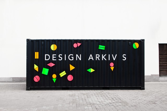 Design Arkiv S. Photo: Sanna Lindberg