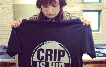 Crip is hip. Formgivare: Utopia. Photo: Jacob Nyberg.