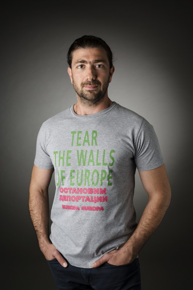 Europa, Europa. Designer: Hanne Lindberg, Parasto Backman (2014)