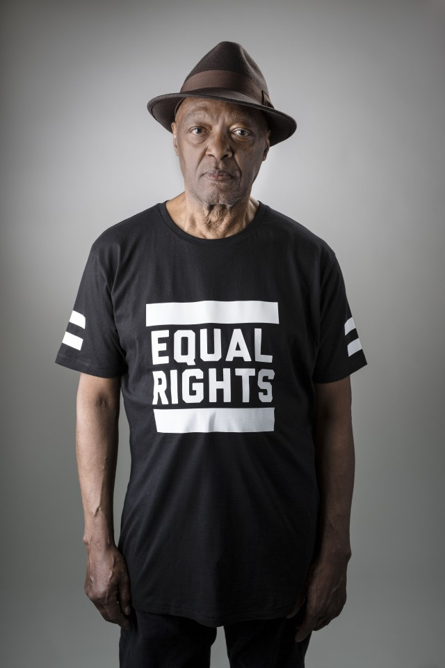 Equal rights. Formgivare: Tommie X, Faggot Apparel