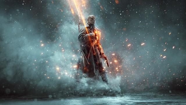 Historielektioner för gamers. Bild ur spelet Battlefield 1.
