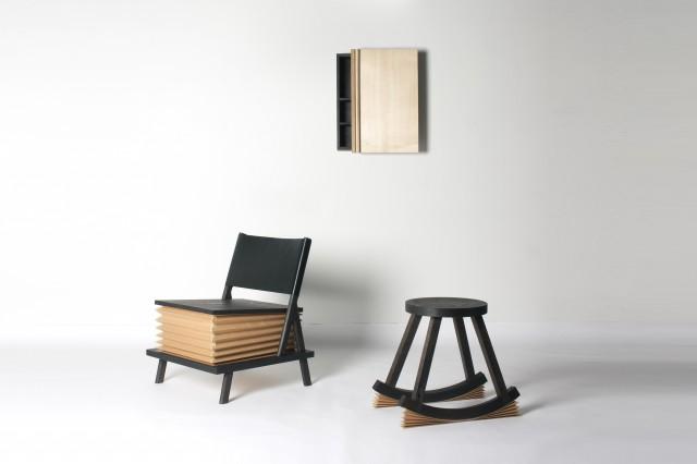 Möbler som låter. Designer: Hemmo Honkonen