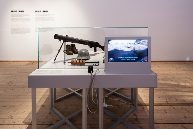 Historielektioner för gamers. Foto: Matti Östling / ArkDes