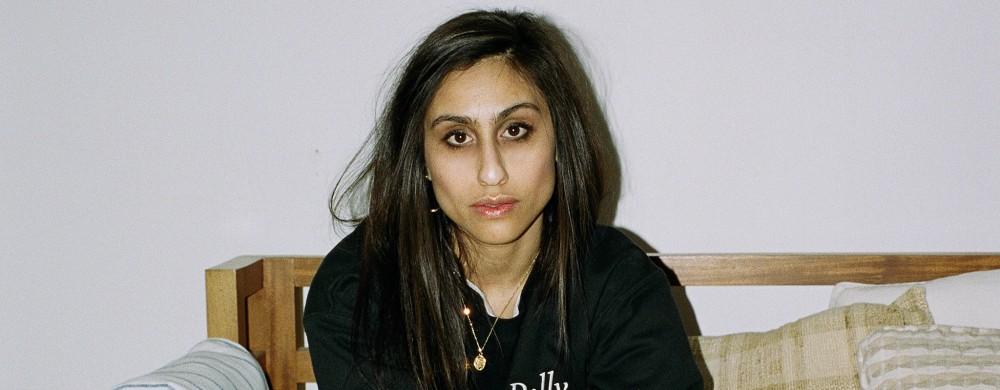 Författaren Durga Chew Bose