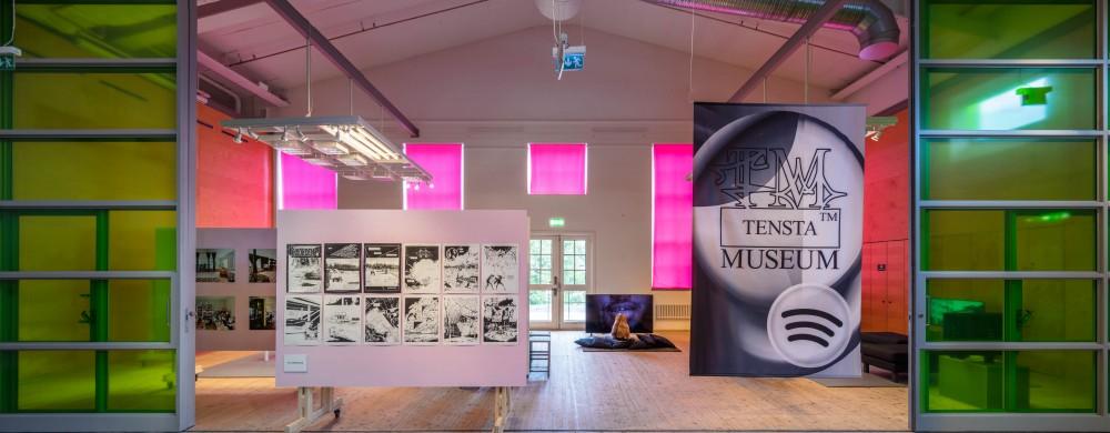 Tensta Museum filial på ArkDes