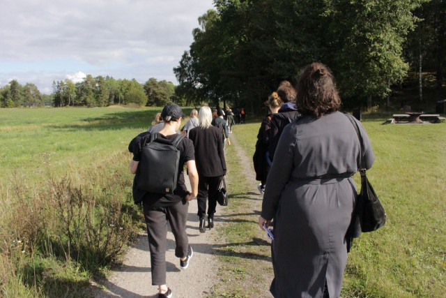Tensta Museum: Walk on the Järva Field with Mats adelman and Ylva Westerlund