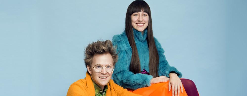 Space Popular - Fredrik Hellberg och Lara Lesmes