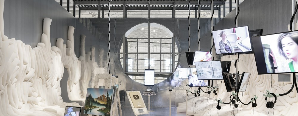 WEIRD SENSATION FEELS GOOD at ArkDes by Johan Dehlin