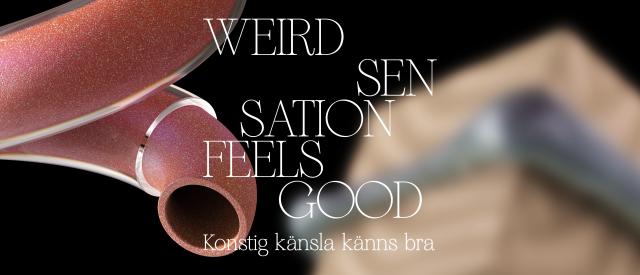Virtual Vernissage! WEIRD SENSATION FEELS GOOD: An Exhibition About ASMR