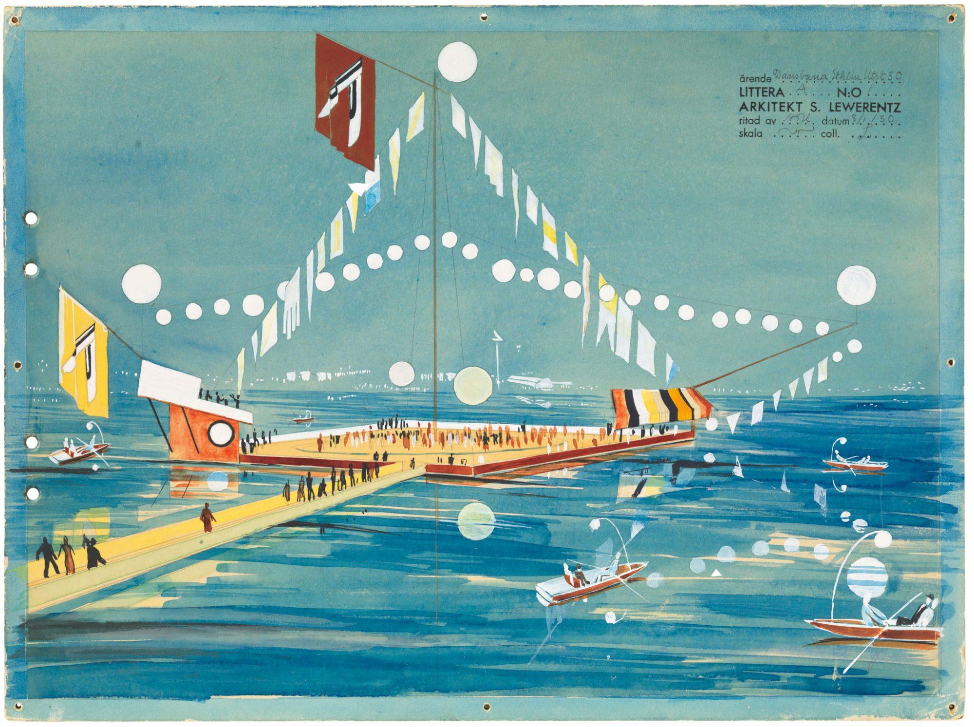 Sigurd Lewerentz: Dödens och livets arkitekt