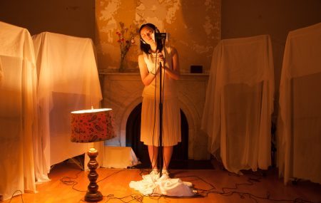 Virtual ASMR Performance with Melinda Lauw
