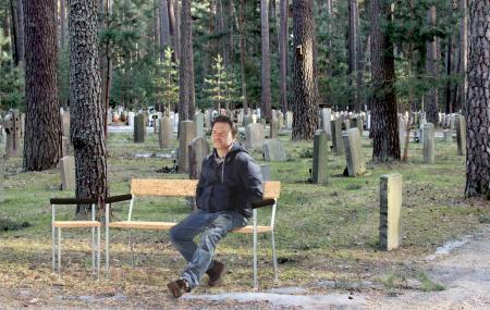 De ska göra nya bänkar till Världsarvet Skogskyrkogården