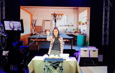 Melinda Lauw: Live ASMR Performance