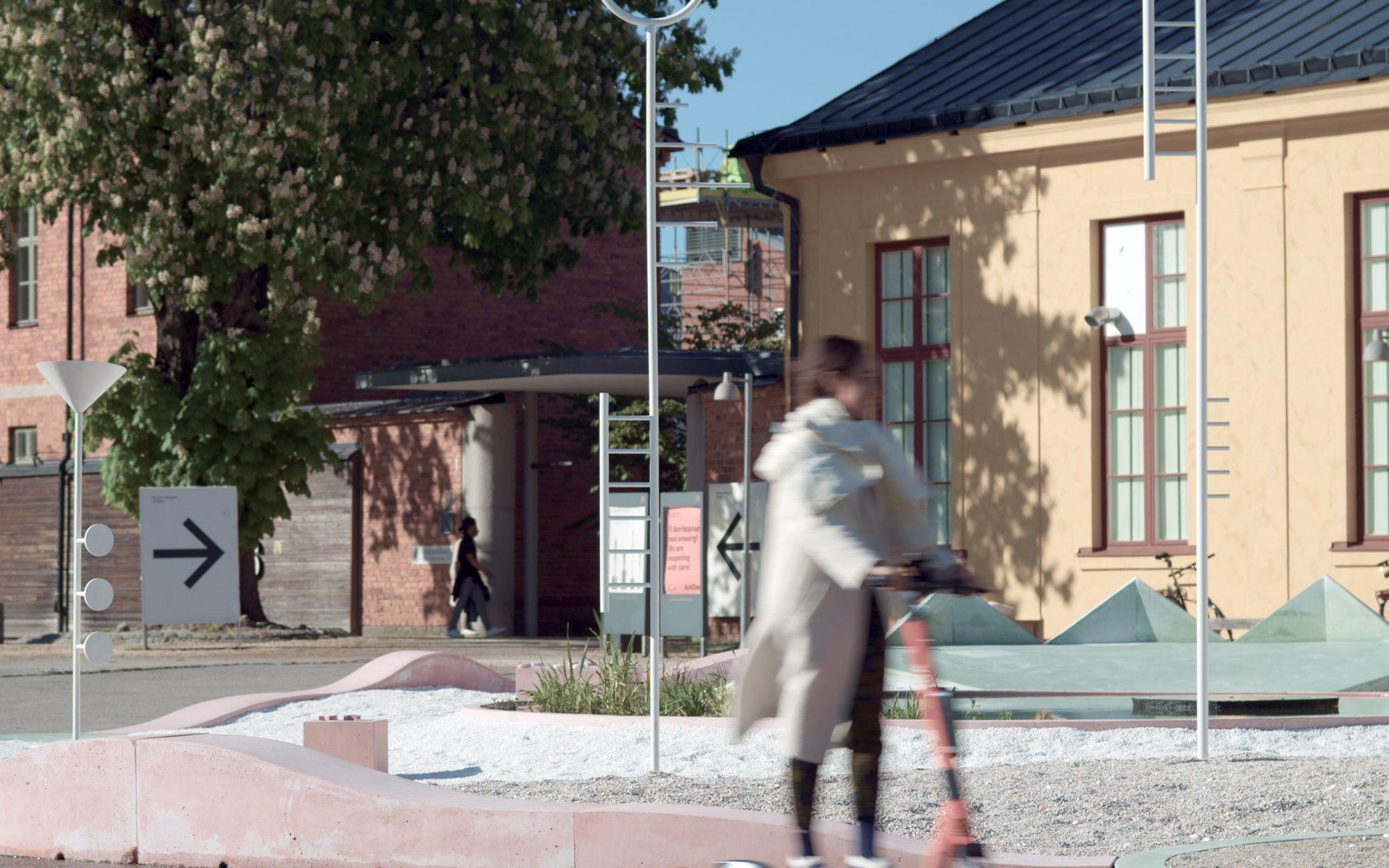 Studio Ossidiana: Hur skapas en offentlig plats