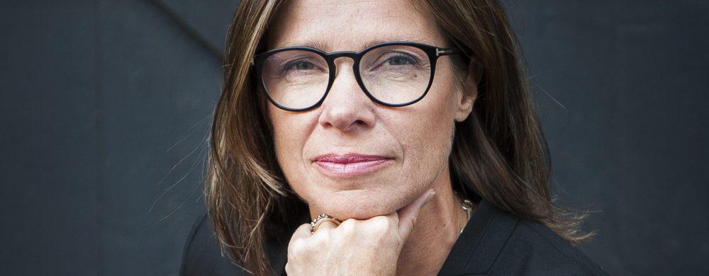 Bilden föreställer riksarkitekten Helena Bjarnegård. Foto: Hanna Franzén, Boverket